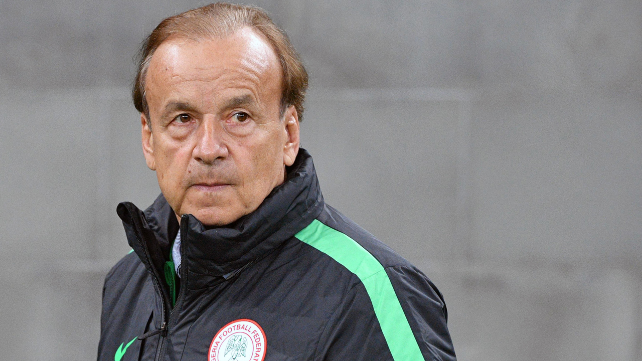 Why Nigeria Lost To Central African Republic - Rohr