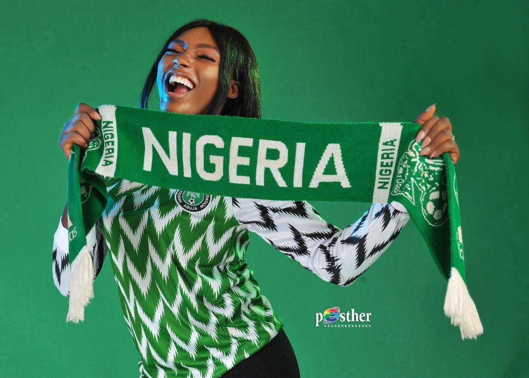 What You Need To Know About The Queen Of Nigerian Football FCT Abuja, Joshua Favour