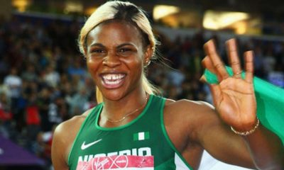 JUST IN: Okagbare Out Of Olympics After Failing Drugs Test
