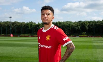 Manchester United Confirm Sancho Signing