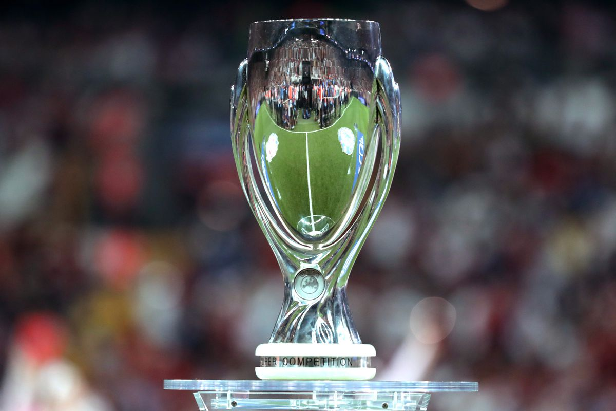 UEFA To Allow 13 000 Fans Super Cup Clash Between Chelsea And Villarreal