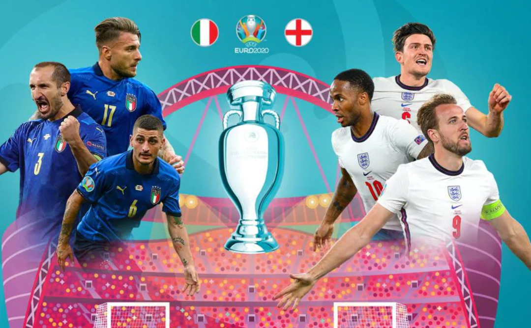 EURO 2020 FINAL: Is It Going Home, Or Is It Going To Rome ?