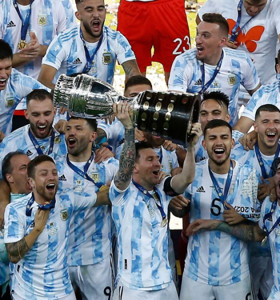 Mercy Shines On Messi As Argentina Beat Brazil To Win Copa America Trophy