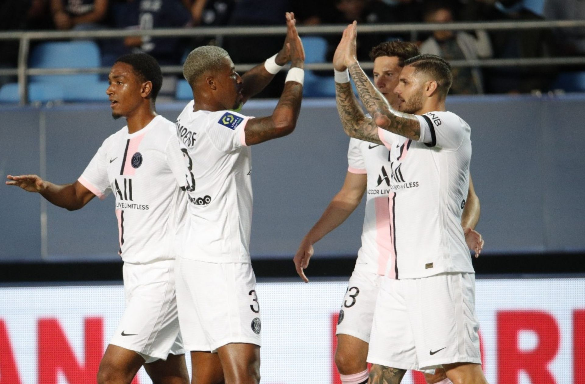 PSG Start Ligue 1 Season With Troyes Win