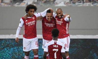 Arsenal In Action As Premier League Returns Today
