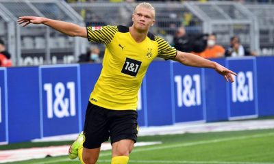 Haaland Returns With A Bang Against Mainz