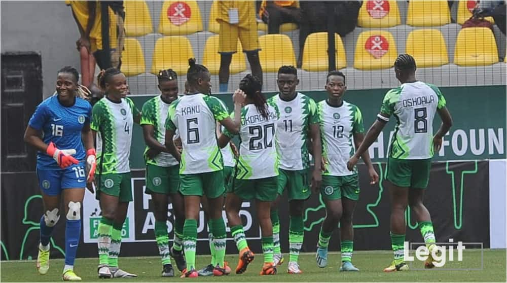 Super Falcons Camp To Open On Sunday Ahead Of Ghana Cracker