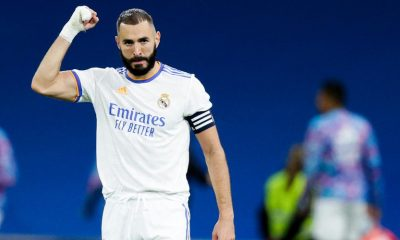 UCL: Benzema Leads Real Madrid Past Shakhtar Donetsk
