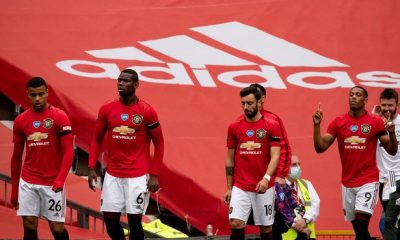 Leicester City End Manchester United's Unbeaten Run In Style