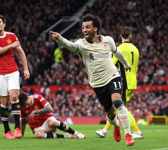 Liverpool Spank Abject Manchester United