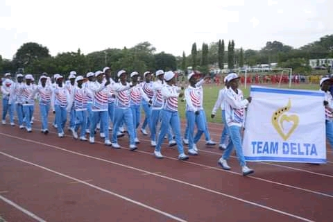 Team Delta Win 6th National Youth Games