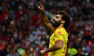 UCL: Unstoppable Salah Delivers Again To Sink Atletico Madrid