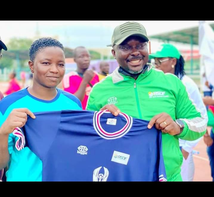 Flying Officers Cup 21: Asantewaa Elated After Winning Player Of The Match